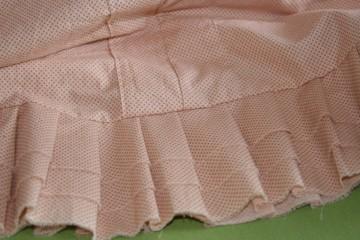 Ruffles a la Amy Butler Barcelona skirt