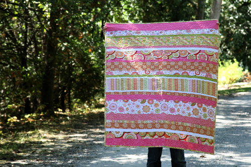 pink-striped-quilt