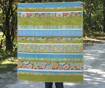 blue-striped-quilt