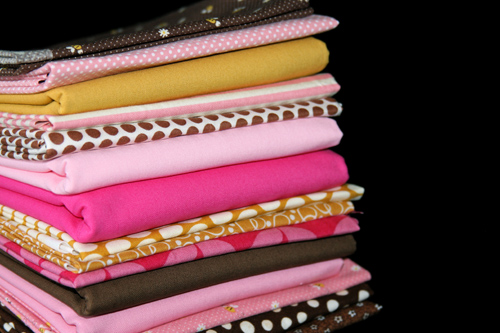 pink-chocolate-fabric-stack
