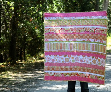 10 Minute Quilt Block Pattern - Free PDF downloads