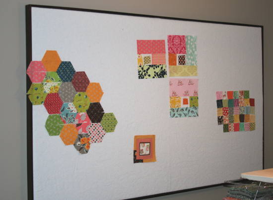 My Design Wall Self Sufficiency