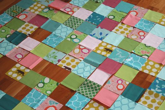 echino-patchwork