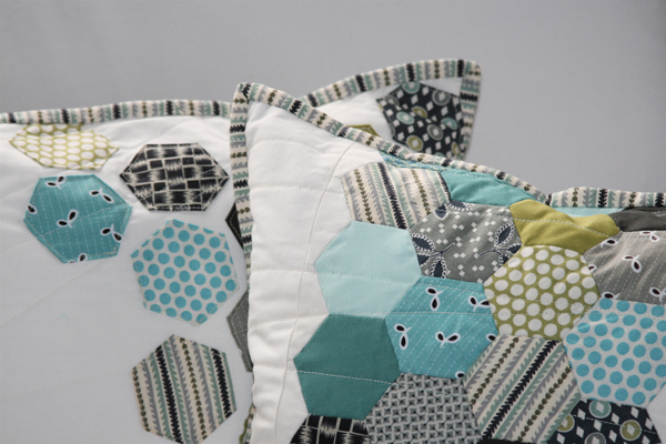 hexagon-pillows