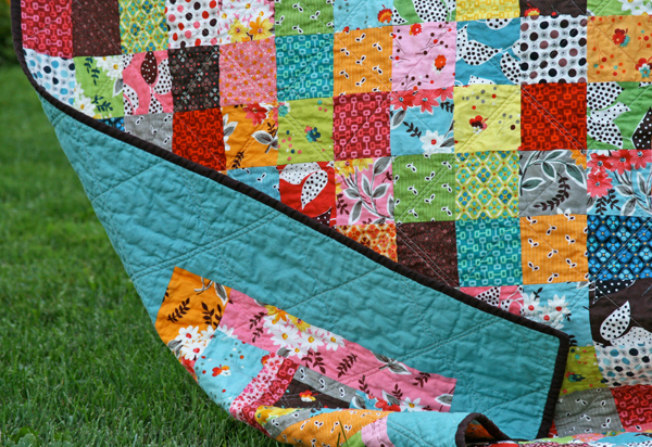 FITF: a flea market fancy quilt for some lucky baby | Film in the ... : cute quilt - Adamdwight.com