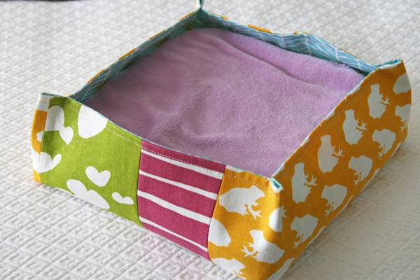 fabric-basket