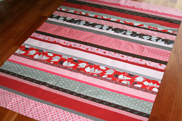 Fitf More About Strip Quilts A Mini Tutorial Film In