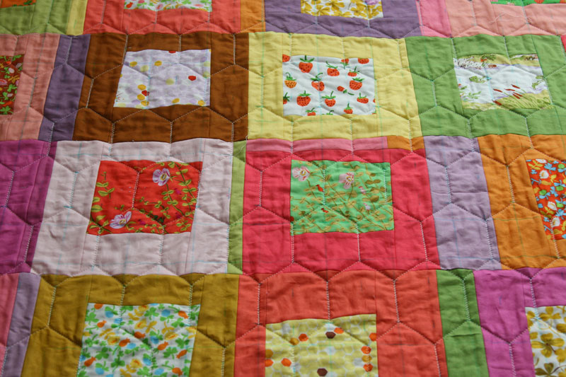 honeycombquilting