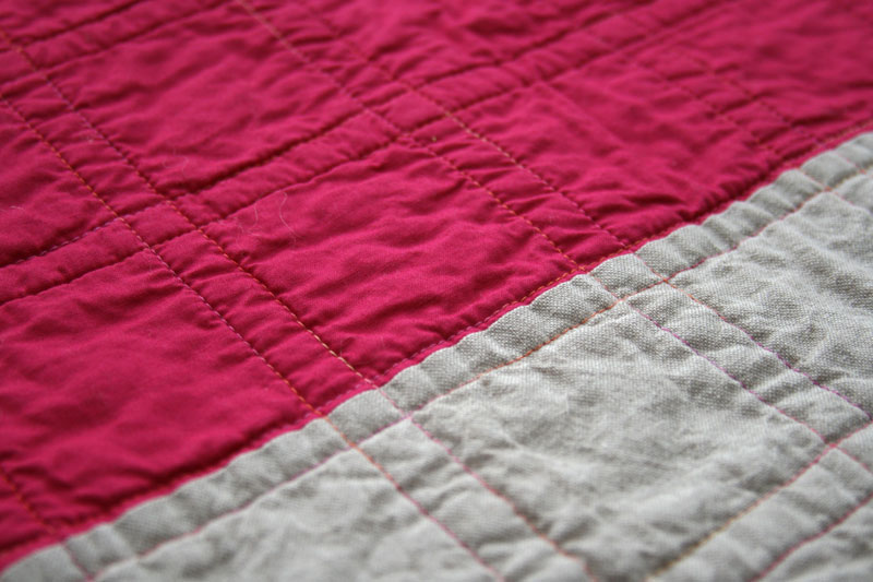 pinkechinoquilting