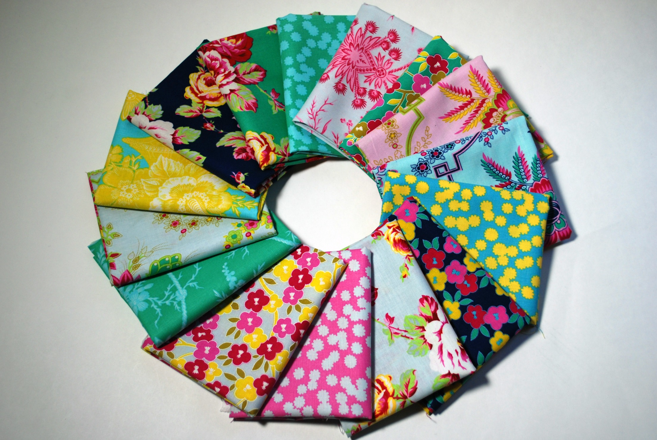 Lucky Girl Fat Quarter2